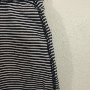Old Navy Skirts - 🌺3/$20 Old Navy white/blue stripe body con mini
